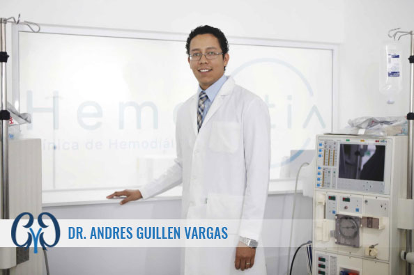 nefrologo en puebla Dr Andres Guillen Vargas